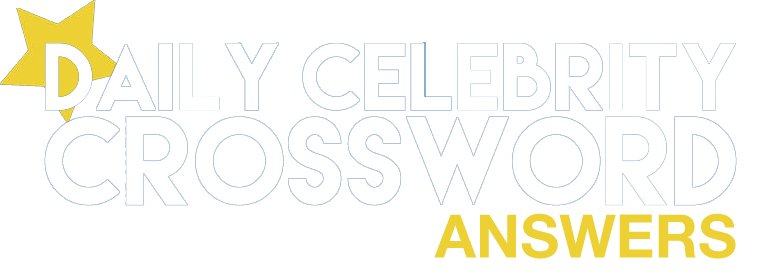 Daily Celebrity Crossword - Daily Celebrity Crossword Answers